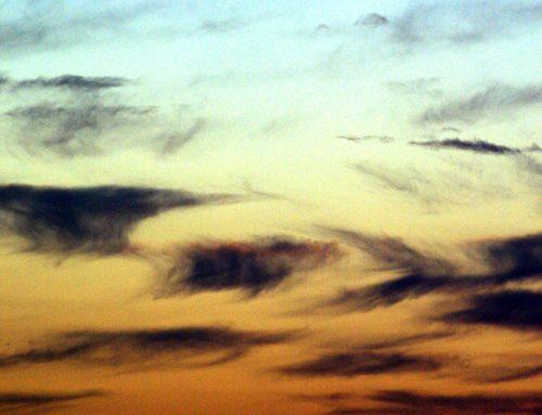 Sky over Sylt
